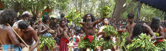 Племя Веддов Шри Ланка